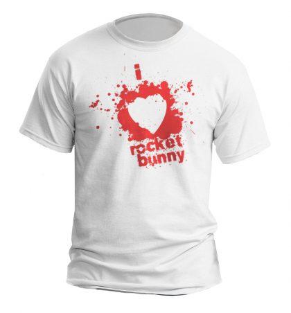 I Heart Rocket Bunny