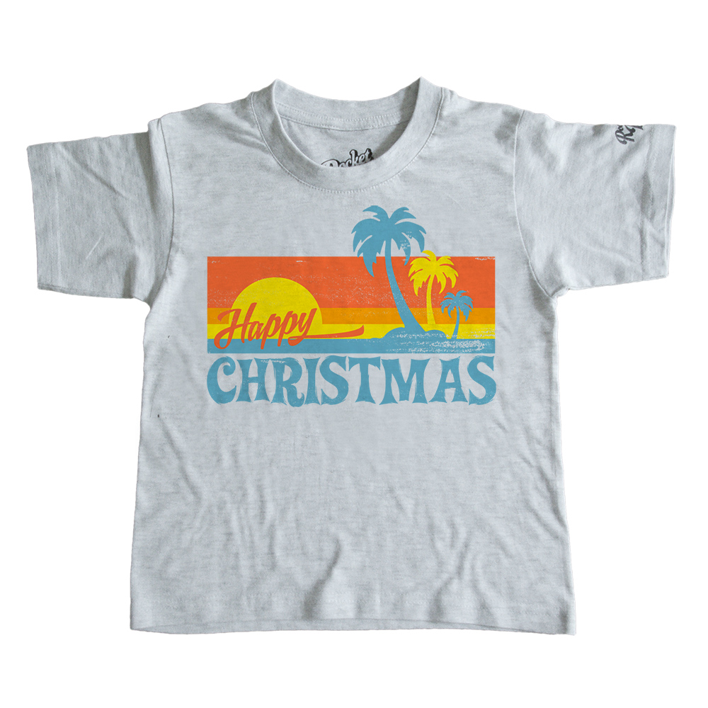 kids christmas jumper summer t-shirt for children