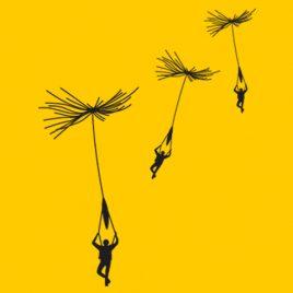 Dandelion Parachuter