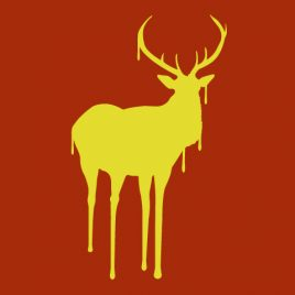 Dripping Stag