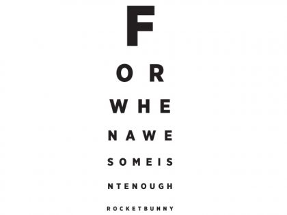 Eye Test of Awesome