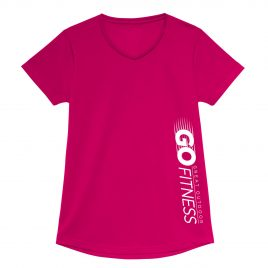 GOF Sidebar Performance V-Neck Tee - Women's Fit