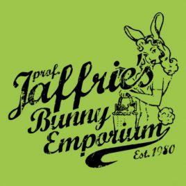 Prof. Jaffrie's Bunny Emporium